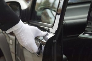 Valet Parking with White Glove Service