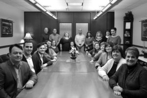 Image of management team at Conway E&S - insurance risk solution providers for independent retail insurance brokers