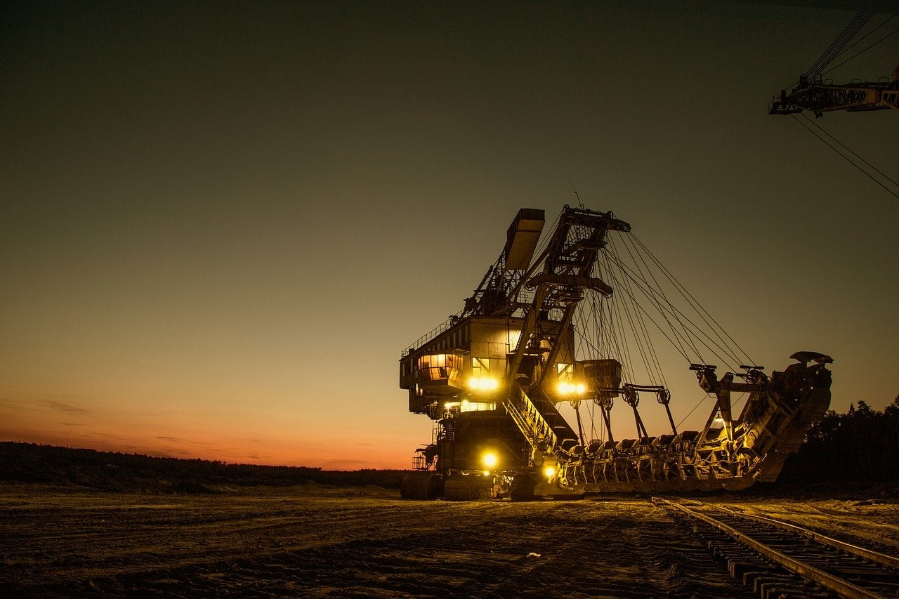 open pit mining operations insured for liability, property and income coverage by Conway E&S